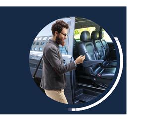 funcionamiento shuttle dinámico empresas compartir trayecto movilidad sostenible