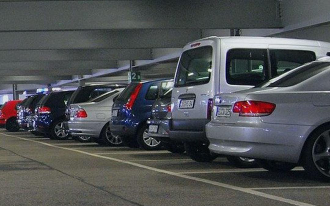 ahorrar en plazas de parking empresa